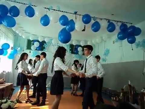 Մայիսի 25-ին 2017թ. Բերդի թիվ 1 հիմնական դպրոց: 9-րդ դասարանցիներ