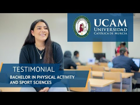 Why study Bachelor Degree in Physical Activity and Sport Sciences? - UCAM University