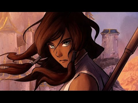 The Legend of Korra Game Movie (All Cutscenes) PC 1080p HD