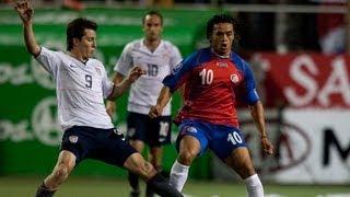 MNT vs. Costa Rica: Highlights - June 3, 2009