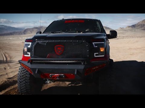 2017 F150 Spyder Headlights >> Spyder Headlights Ford F150 in Johnson Valley - YouTube