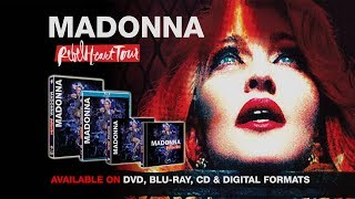 Madonna - The Rebel Heart Tour DVD Trailer