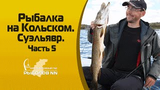 Рыбалка на Кольском полуострове 2016 г. Озеро Суэльявр, ловля кумжи, гольца и щуки, часть 5(Рыбалка на Кольском полуострове 2016 г. Ловля кумжи, гольца и щуки. Это пятая, заключительная часть фильма..., 2016-09-08T13:53:16.000Z)
