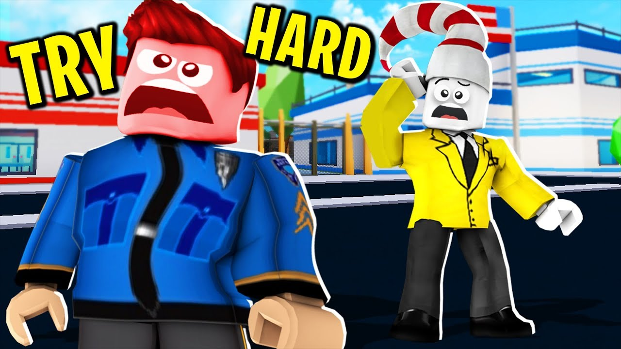 Ant Roblox New Videos Tryhard Cop Chases Me Down In Roblox Jailbreak Youtube