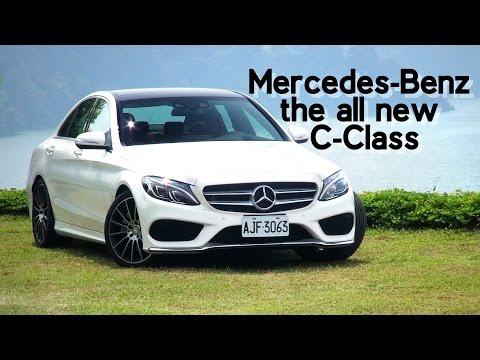 2014 Mercedes-Benz C-Class試駕:大幅進化成S-Class的縮小版!