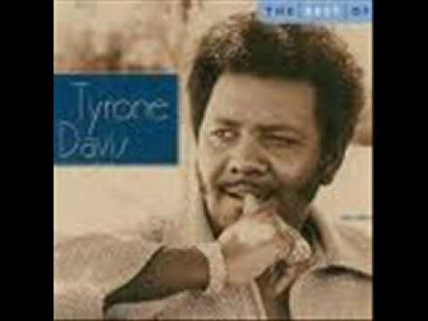 Tyrone Davis If that what it takes.wmv