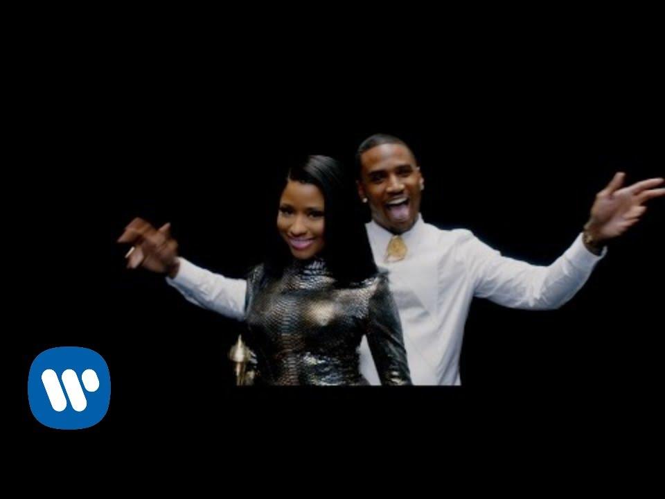 Trey Songz Touchin Lovin Ft Nicki Minaj Official Music Video