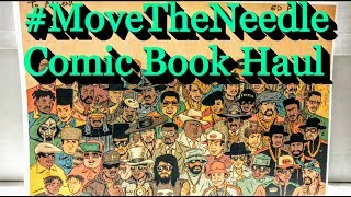 #MoveTheNeedle Comic Book Haul (Week of June 20, 2018)