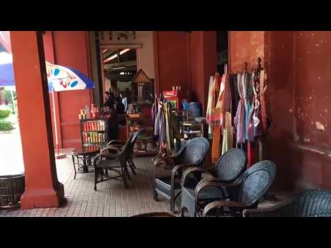 The top and Amazing  travel in Phnom penh , the capital city in cambodia