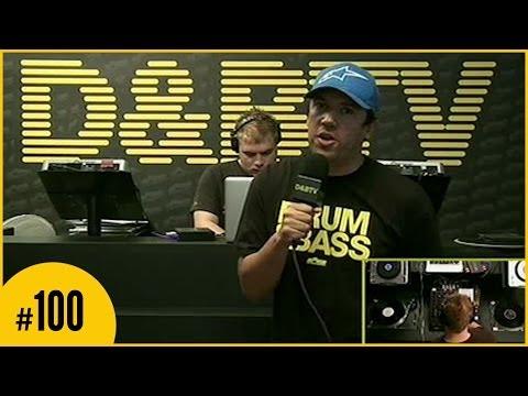 D&BTV Live #100 Vortex B2B Snige B2B Millz B2B Kwaii B2B Culprit