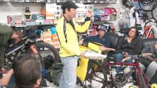 Bike Touring 101 - Part 6