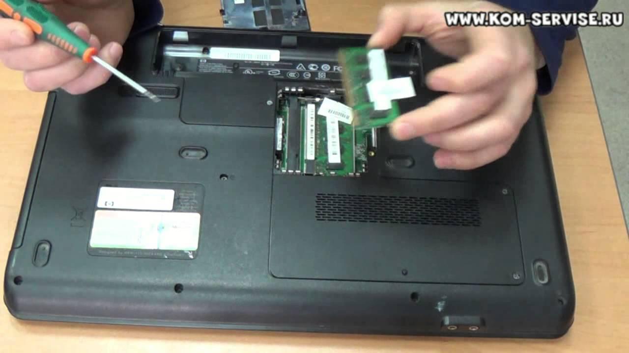 Инструкция ноутбуком compaq