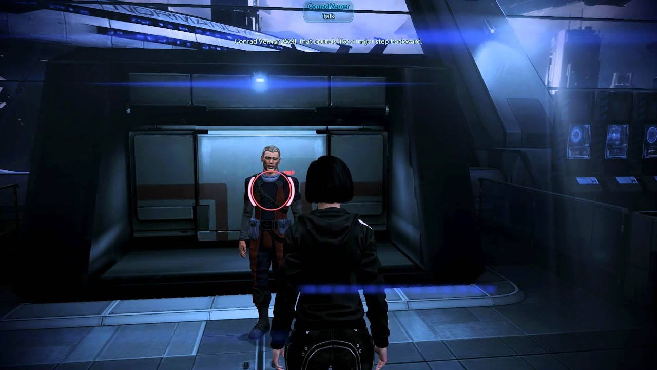 Mass Effect 3: Thermal Clips Vs Overheating Argument With