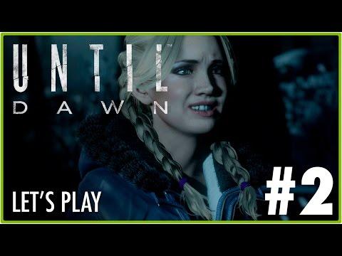 Until Dawn | Let's Play #2 | Jota Delgado