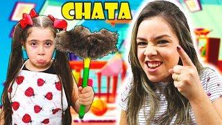 A CHATA DA MINHA MÃE