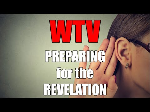 What You Need To Know About PREPARING For The REVELATION