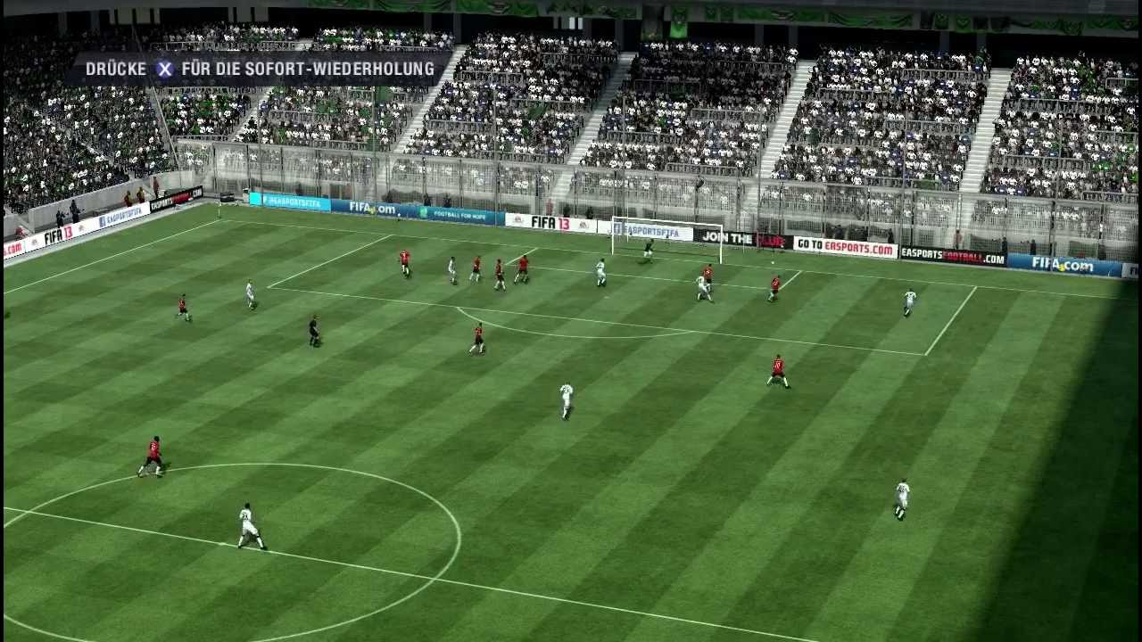 Hannover 96 Gegen Gladbach