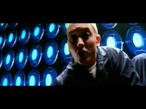 Eminem - Brain Damage [MUSICVIDEO HD]