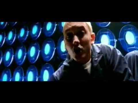 Eminem - Brain Damage [MUSICVIDEO HD]