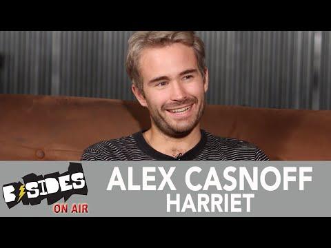 BSides OnAir:   Alex Casnoff of Harriet Talks American Appetite