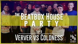 Verver vs Coldness | Top 8 | The Beatbox House Party