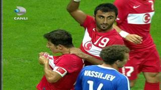 Türkiye 3-0 Estonya Hazırlık Maçı (Geniş özet) HD / Turkey 3-0 Estonia Match Highlights