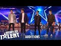 "4MG: ""You're like the boyband of magic""...MUST WATCH THIS! 