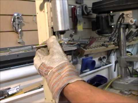 DIY hobby homemade Injection Molder by
