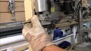 DIY hobby homemade Injection Molder by Tekca