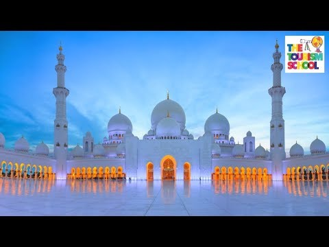 World's Most Beautiful Sheikh Zayed Mosque Abu Dhabi | Top Tourist Attractions | UAE Travel Guide
