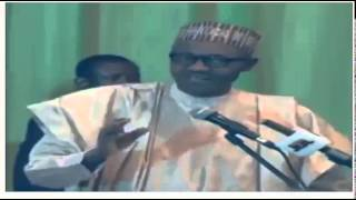 Nigeria 2015: Buhari Explains How He Was Cheated In 2003, 2007, 2011 Elections