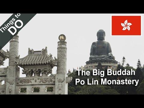 The Big Buddha (Tian Tan) & Po Lin Monastery // Things to do in Hong Kong // A6500 Zhiyun Crane
