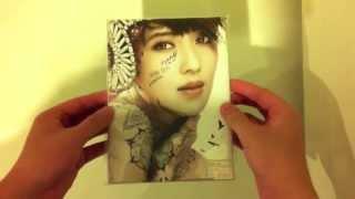 戴佩妮 (純屬意外) 专辑包装 album unboxing 2013