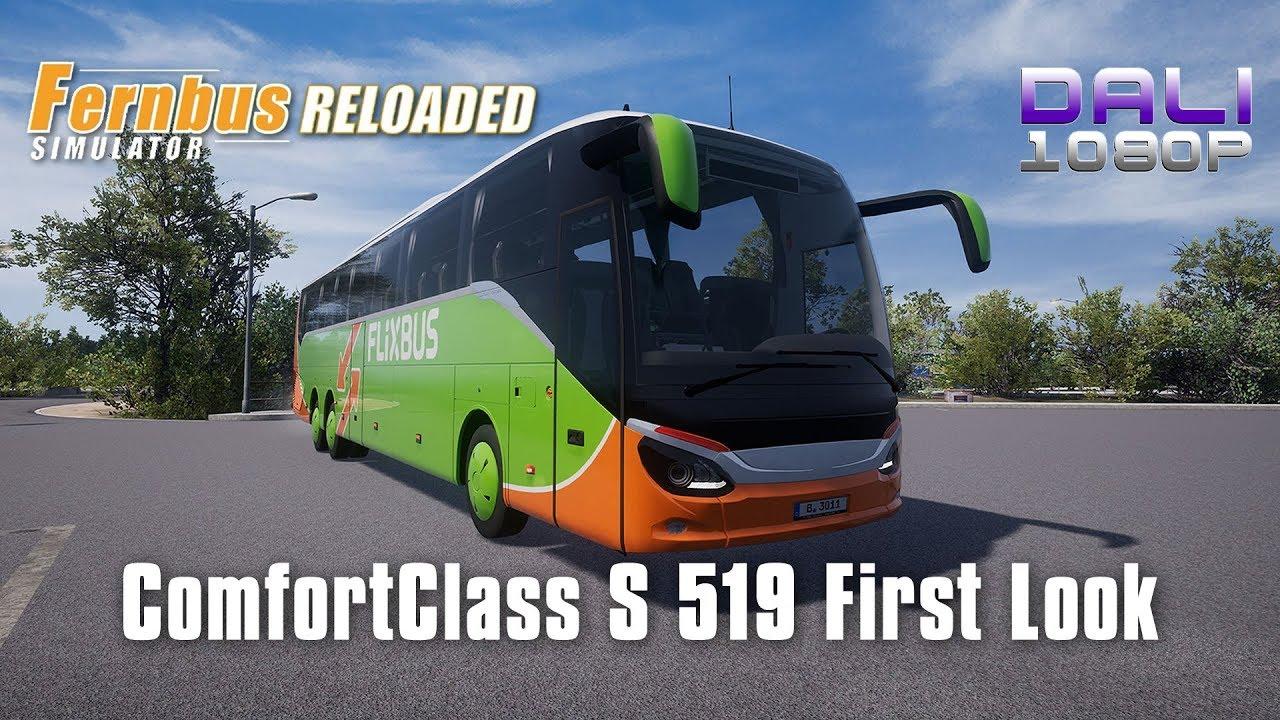 fernbus simulator скачать торрент beta