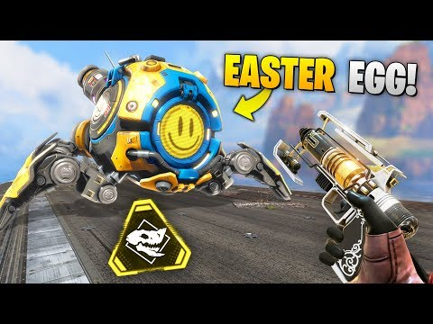 ULTRA SECRET EASTER EGG!! | Best Apex Legends Funny Moments and Gameplay - Ep.65