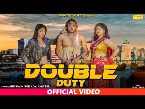 Double Duty (Official) Anney Bee, Aashu Malik, Miss Ada | Latest Haryanvi Songs Haryanavi 2018