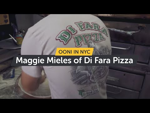 Ooni In NYC: Passion For Pizza | Maggie Mieles Of Di Fara Pizza | Episode 2 Of 4