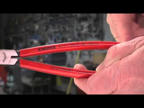 Szczypce Segerado Pierścieni Zabezpieczjących Knipexmp4 Youtube