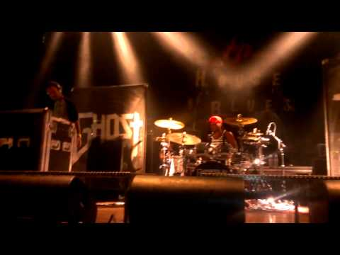Ghost town - Dracula live and drum solo