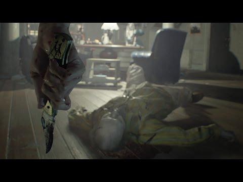 Обзор Resident Evil 7 - УЖАСНОЕ начало 2017. Настоящий хоррор.