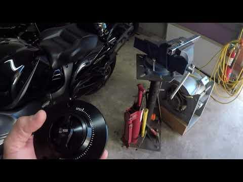 Hayabusa Vortex V3 fuel cap review