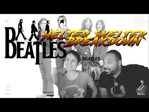 THE BEATLES Helter Skelter Reaction!!