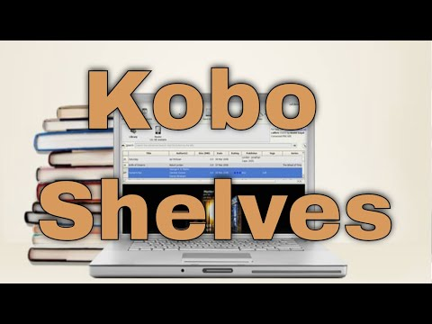 Calibre | Shelf Management for Kobo eReader