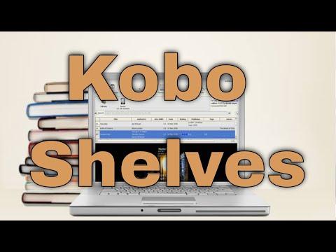 Calibre | Shelf Management For Kobo EReader