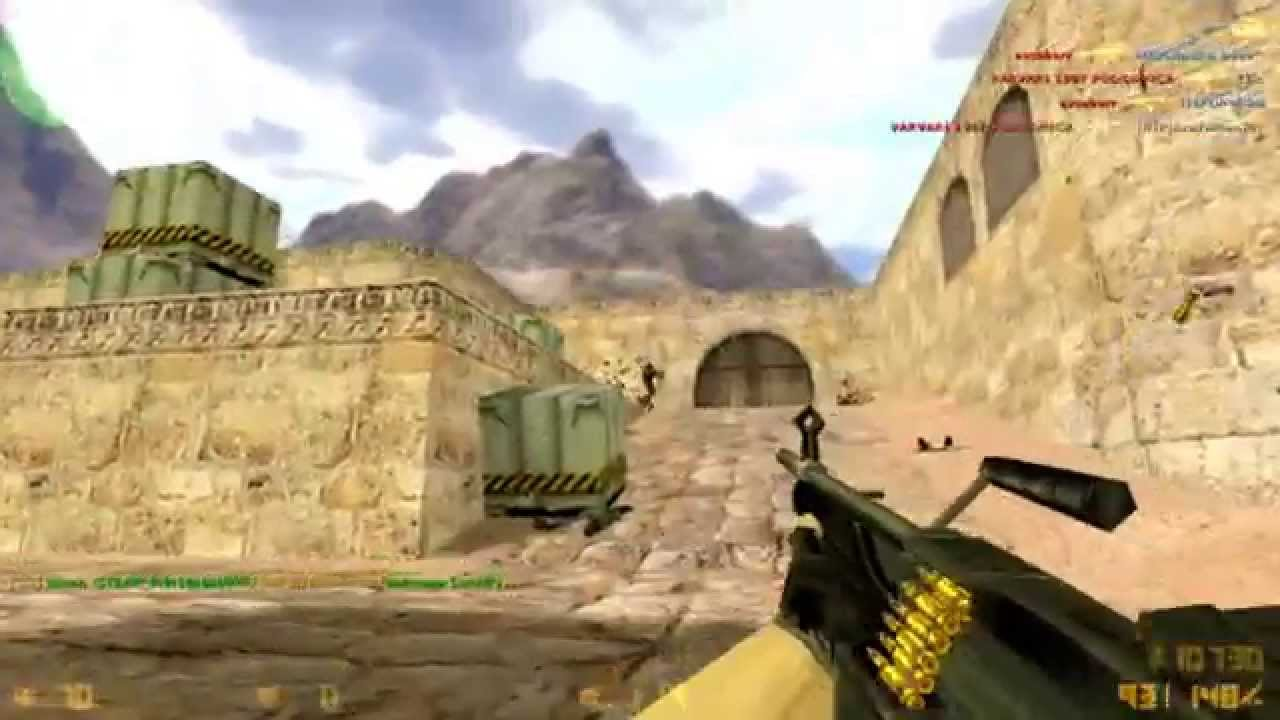 counter strike 1.6 how to play