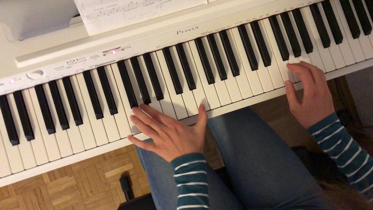 весняк актриса ноты для фортепиано