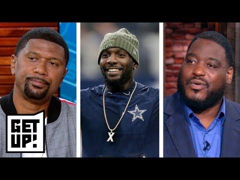 Jalen Rose on Dez Bryant's possible burner account?   Get Up!   ESPN