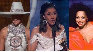 Grammys 2019 photos : Alicia Keys,  Michelle Obama,  Lady Gaga Open 2019 GRAMMYs