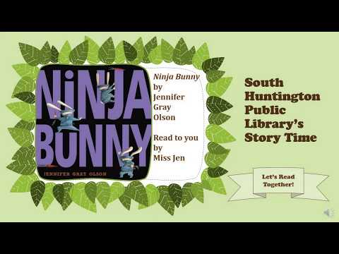 South Huntington Public Library's Story Time