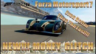 Forza Motorsport 7 An Even Better New Money Glitch!